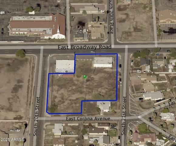 2019 E Broadway Road, Phoenix, AZ 85040 (MLS #6189052) :: The Laughton Team