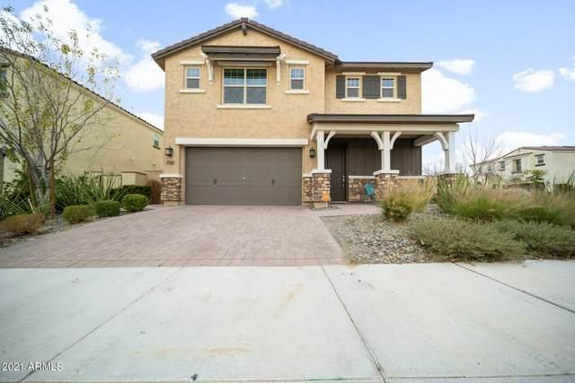 9938 E Tungsten Drive, Mesa, AZ 85212 (MLS #6189074) :: Devor Real Estate Associates