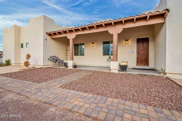 13005 S Airport Road, Buckeye, AZ 85326 (MLS #6189110) :: Yost Realty Group at RE/MAX Casa Grande