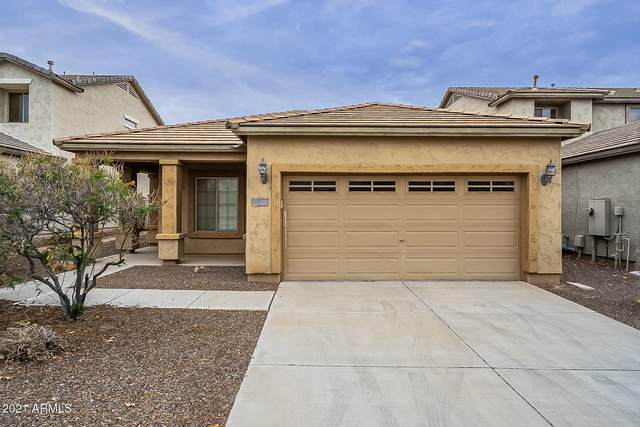 20370 N 261ST Drive, Buckeye, AZ 85396 (MLS #6189120) :: Yost Realty Group at RE/MAX Casa Grande