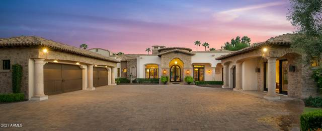 6719 E Bluebird Lane, Paradise Valley, AZ 85253 (MLS #6189198) :: Yost Realty Group at RE/MAX Casa Grande