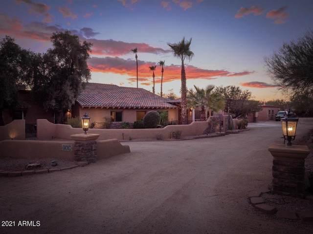 21810 N Calle Royale, Scottsdale, AZ 85255 (MLS #6189284) :: Dave Fernandez Team | HomeSmart