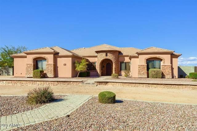 1356 E Loveland Lane, San Tan Valley, AZ 85140 (MLS #6189316) :: The Daniel Montez Real Estate Group