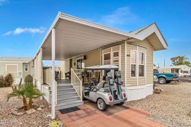 16680 W Val Vista Boulevard #130, Casa Grande, AZ 85122 (MLS #6189337) :: D & R Realty LLC