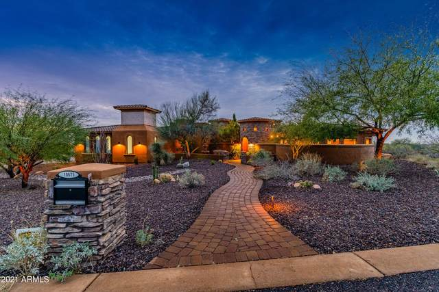 10675 E Rising Sun Drive, Scottsdale, AZ 85262 (MLS #6189393) :: Midland Real Estate Alliance