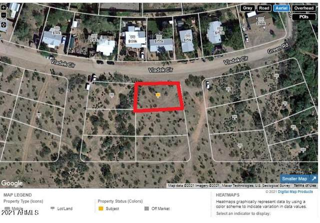 450 W Cardoza Drive, Morristown, AZ 85342 (MLS #6189412) :: Devor Real Estate Associates