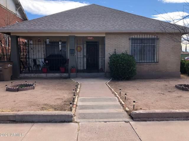 703 E 8th Street, Douglas, AZ 85607 (MLS #6189430) :: Yost Realty Group at RE/MAX Casa Grande