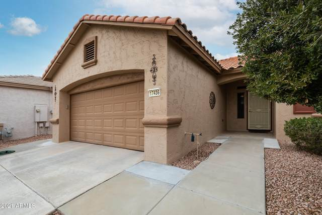17436 N Thornberry Drive, Surprise, AZ 85374 (MLS #6189445) :: Yost Realty Group at RE/MAX Casa Grande