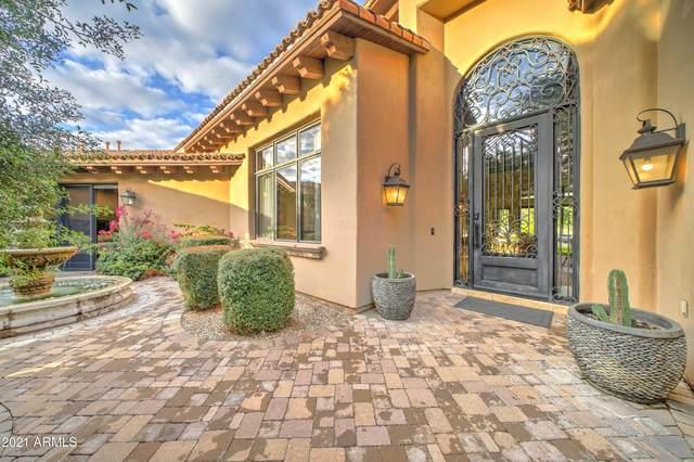 5340 E Via Los Caballos, Paradise Valley, AZ 85253 (MLS #6189448) :: Yost Realty Group at RE/MAX Casa Grande