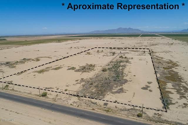 21503 S Toltec Road, Eloy, AZ 85131 (MLS #6189452) :: Yost Realty Group at RE/MAX Casa Grande