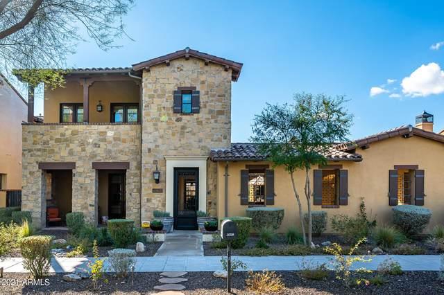 20208 N 101ST Way #1202, Scottsdale, AZ 85255 (MLS #6189456) :: Yost Realty Group at RE/MAX Casa Grande