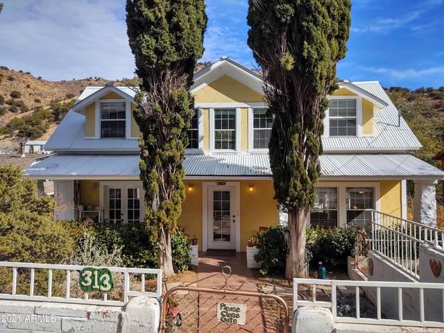 313 O'hara Avenue, Bisbee, AZ 85603 (MLS #6189462) :: Yost Realty Group at RE/MAX Casa Grande