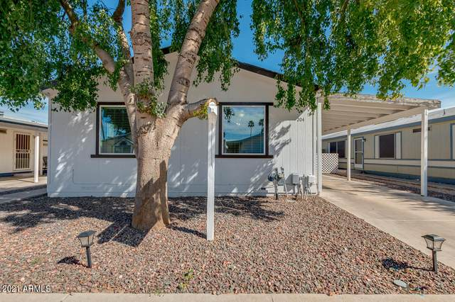 11275 N 99TH Avenue #204, Peoria, AZ 85345 (MLS #6189503) :: Long Realty West Valley