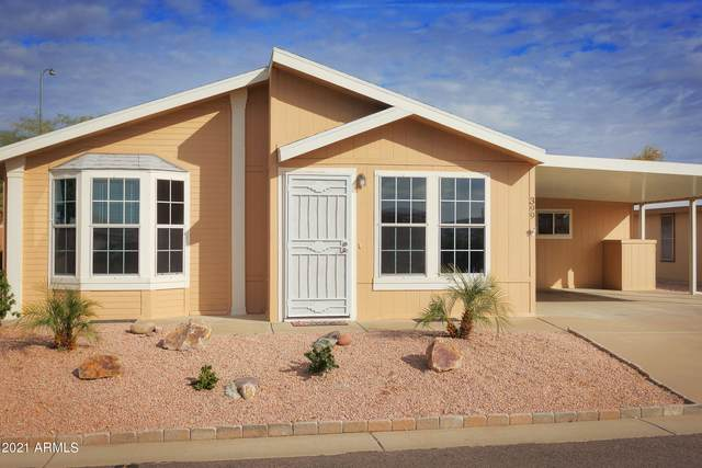 8500 E Southern Avenue #399, Mesa, AZ 85209 (MLS #6189514) :: Yost Realty Group at RE/MAX Casa Grande