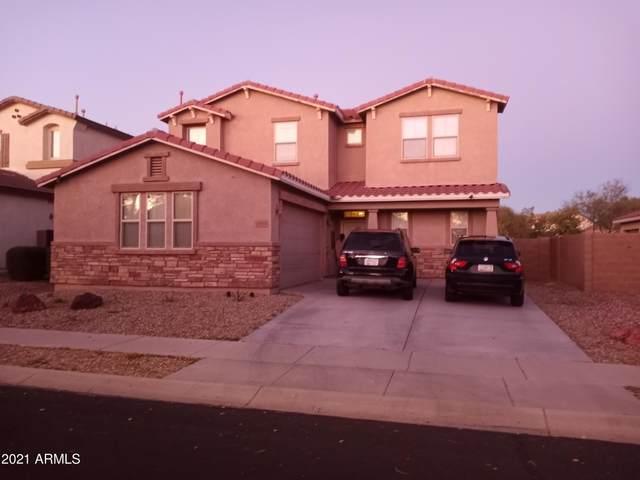 26751 N 176th Lane, Surprise, AZ 85387 (MLS #6189532) :: Yost Realty Group at RE/MAX Casa Grande