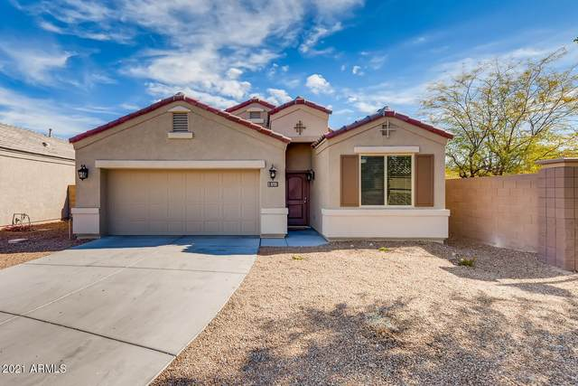 3733 N 297TH Lane, Buckeye, AZ 85396 (MLS #6189558) :: Yost Realty Group at RE/MAX Casa Grande