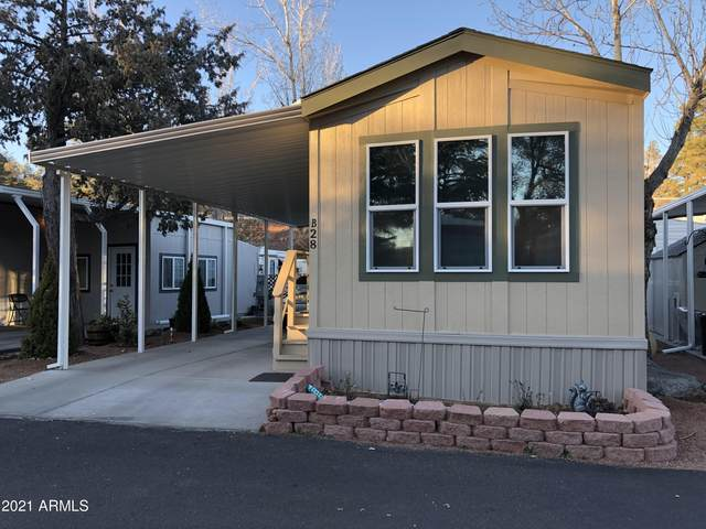 3680 E Az Highway 260 B28, Payson, AZ 85541 (MLS #6189581) :: The Copa Team | The Maricopa Real Estate Company