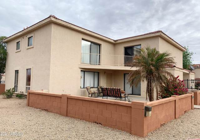 15650 N 19TH Avenue #1192, Phoenix, AZ 85023 (MLS #6189583) :: The Laughton Team