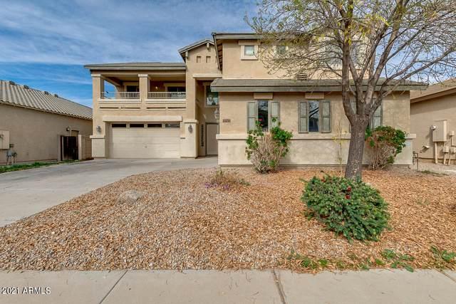 4406 E Odessa Drive, San Tan Valley, AZ 85140 (MLS #6189625) :: Yost Realty Group at RE/MAX Casa Grande
