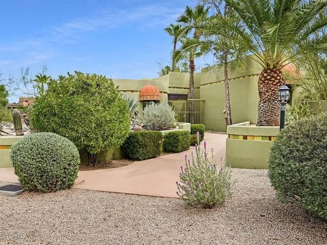 9447 E Calle De Valle Drive, Scottsdale, AZ 85255 (MLS #6189654) :: Yost Realty Group at RE/MAX Casa Grande