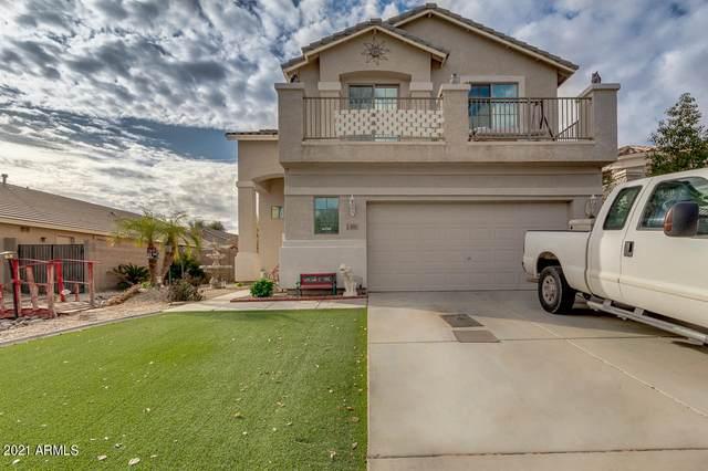 3331 W South Butte Road, Queen Creek, AZ 85142 (MLS #6189660) :: The Daniel Montez Real Estate Group