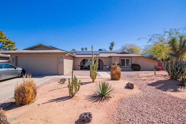 4967 E Evans Drive, Scottsdale, AZ 85254 (MLS #6189665) :: Yost Realty Group at RE/MAX Casa Grande