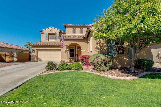 3924 E Grand Canyon Place, Chandler, AZ 85249 (MLS #6189666) :: Yost Realty Group at RE/MAX Casa Grande
