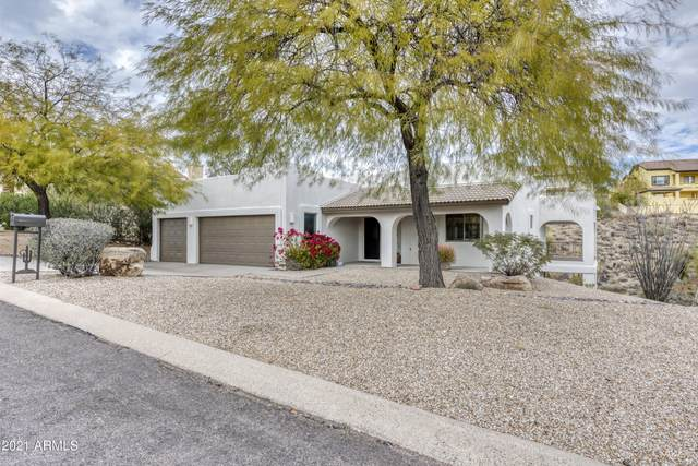 15540 E Scorpion Drive, Fountain Hills, AZ 85268 (MLS #6189721) :: Yost Realty Group at RE/MAX Casa Grande
