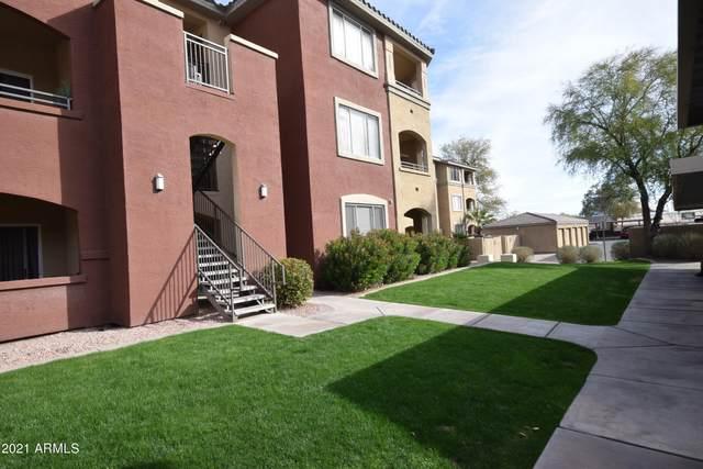 5401 E Van Buren Street #3031, Phoenix, AZ 85008 (MLS #6189744) :: Yost Realty Group at RE/MAX Casa Grande