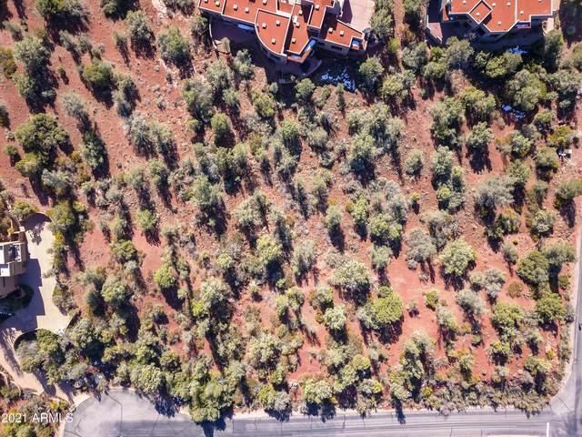 25 E Mccullough Drive, Sedona, AZ 86336 (MLS #6189749) :: Yost Realty Group at RE/MAX Casa Grande