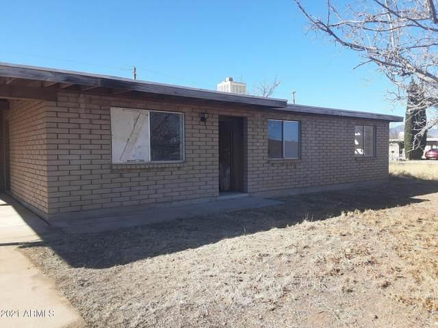 2123 N Aspen Avenue, Huachuca City, AZ 85616 (MLS #6189807) :: The Laughton Team