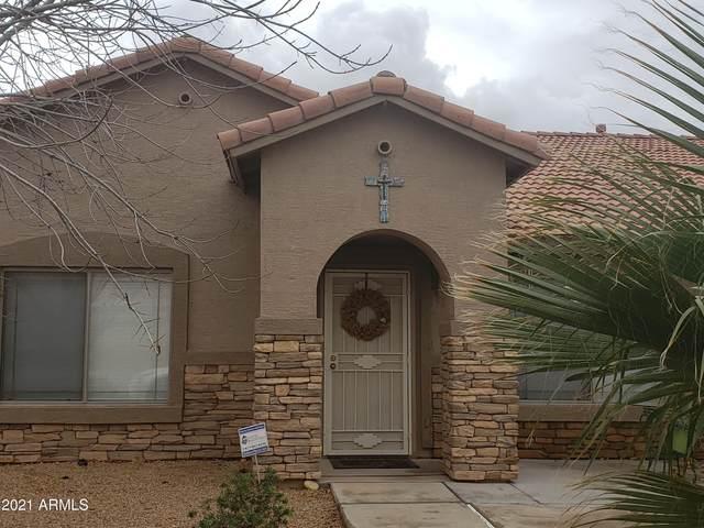 4167 E Somerset Way, San Tan Valley, AZ 85140 (MLS #6189830) :: Yost Realty Group at RE/MAX Casa Grande