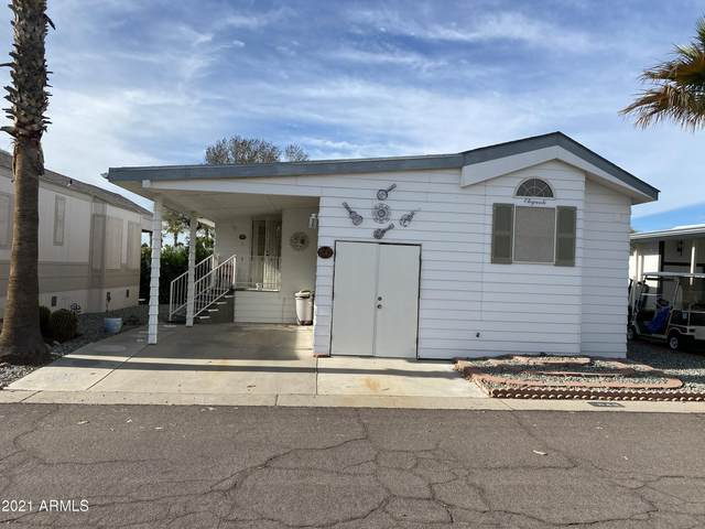 11201 N El Mirage Road #1148, El Mirage, AZ 85335 (MLS #6189833) :: Long Realty West Valley