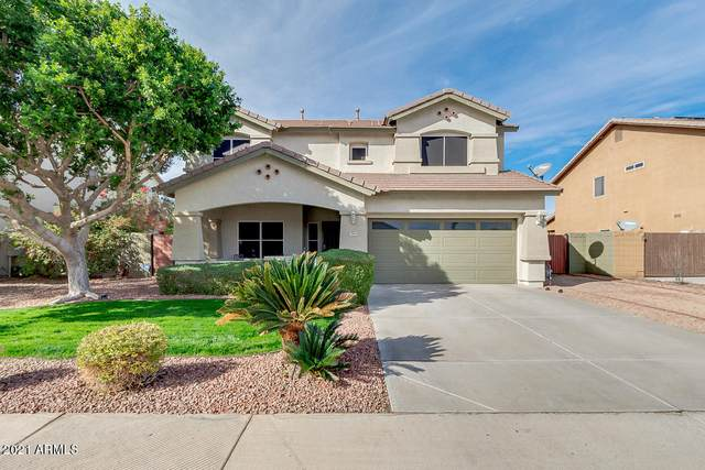 3966 N 143RD Lane, Goodyear, AZ 85395 (MLS #6189871) :: Yost Realty Group at RE/MAX Casa Grande