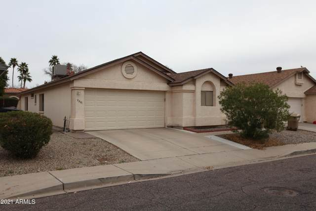 9201 N 70TH Drive, Peoria, AZ 85345 (MLS #6189905) :: Yost Realty Group at RE/MAX Casa Grande