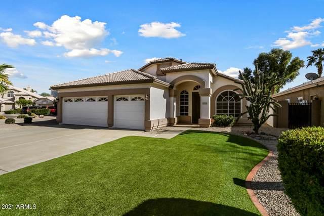 13725 W Vernon Avenue, Goodyear, AZ 85395 (MLS #6189974) :: Yost Realty Group at RE/MAX Casa Grande
