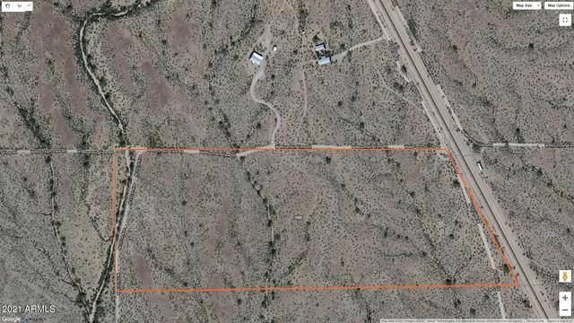 38700 W Mountain View (Approx) Road, Tonopah, AZ 85354 (MLS #6189982) :: The Daniel Montez Real Estate Group