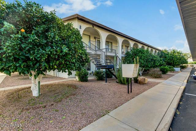 3270 S Goldfield Road #819, Apache Junction, AZ 85119 (MLS #6189994) :: Long Realty West Valley