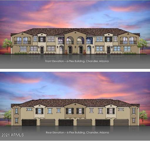 155 N Lakeview Boulevard #168, Chandler, AZ 85225 (MLS #6190042) :: Devor Real Estate Associates