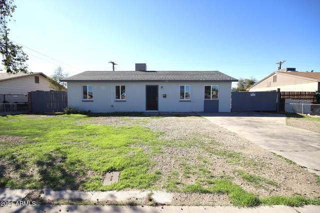 5510 N 63RD Avenue, Glendale, AZ 85301 (MLS #6190085) :: Keller Williams Realty Phoenix