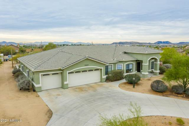1021 W Briles Road, Phoenix, AZ 85085 (MLS #6190089) :: Yost Realty Group at RE/MAX Casa Grande