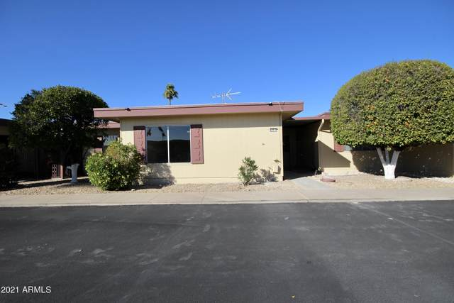13618 N 98TH Avenue P, Sun City, AZ 85351 (MLS #6190094) :: Synergy Real Estate Partners