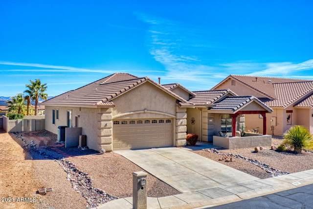 2755 Provenza Drive, Sierra Vista, AZ 85650 (MLS #6190118) :: Yost Realty Group at RE/MAX Casa Grande