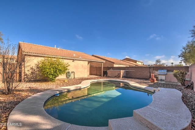 43683 W Sagebrush Trail, Maricopa, AZ 85138 (MLS #6190214) :: Yost Realty Group at RE/MAX Casa Grande