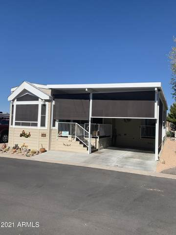 6601 E Us Highway 60 #274, Gold Canyon, AZ 85118 (MLS #6190235) :: Conway Real Estate