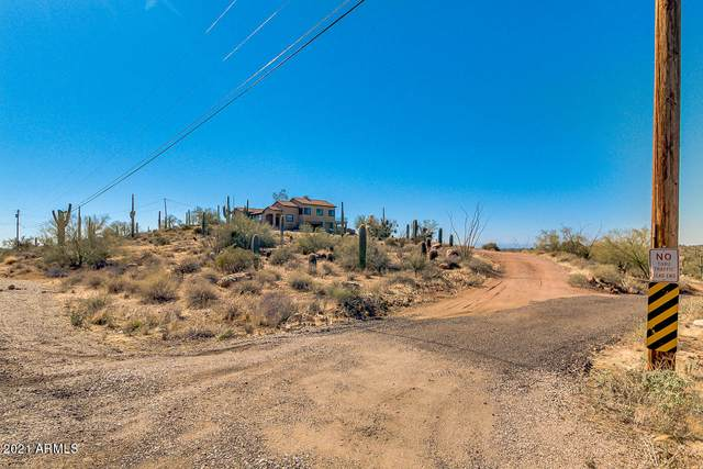 3300 N Val Vista Road, Apache Junction, AZ 85119 (MLS #6190236) :: The Ethridge Team