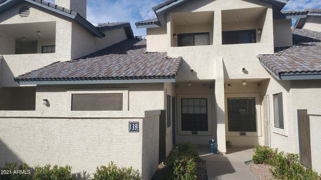 1222 W Baseline Road #139, Tempe, AZ 85283 (MLS #6190250) :: Yost Realty Group at RE/MAX Casa Grande