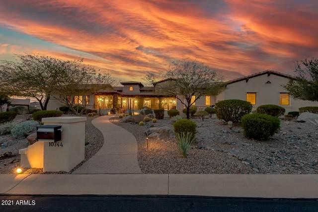 10744 E Copa Del Oro Lane, Gold Canyon, AZ 85118 (MLS #6190258) :: Yost Realty Group at RE/MAX Casa Grande