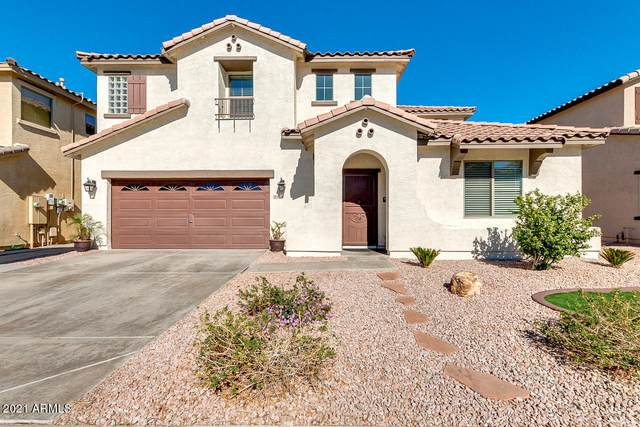 8728 W Toronto Way, Tolleson, AZ 85353 (MLS #6190291) :: Long Realty West Valley