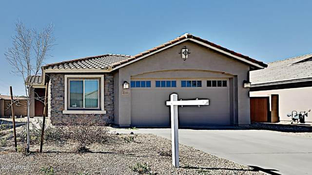 4310 S 97TH Avenue, Tolleson, AZ 85353 (MLS #6190301) :: The Laughton Team